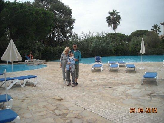 Pierre & Vacances Résidence Les Rivages des Issambres : piscina