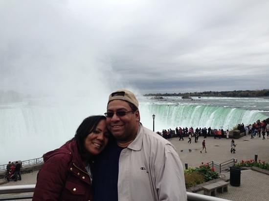 Niagara Falls Marriott Fallsview Hotel & Spa: Expectacular visita a las Cataratas del Niagara, Canada