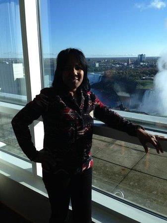 Niagara Falls Marriott Fallsview Hotel & Spa: Un sueño hecho realidad