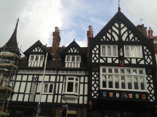 North Bar : Pub at north gate....beverley