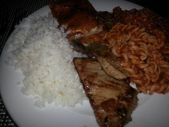 TUI SENSIMAR Scheherazade: Evening meal