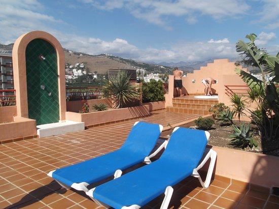Almunecar Playa Spa Hotel: La habitacion
