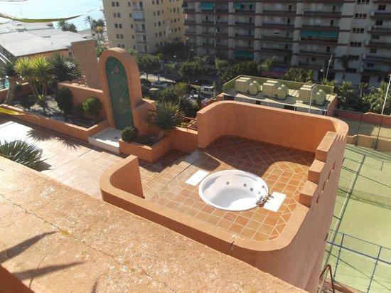 Almunecar Playa Spa Hotel: La jacuzi
