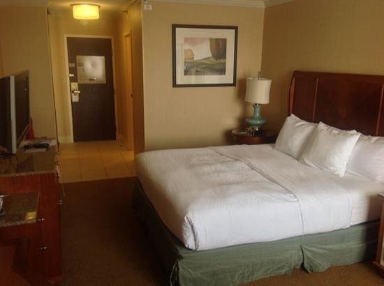 DoubleTree Cleveland East/Beachwood: my room