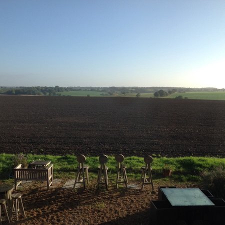The Pheasant: Room with a view