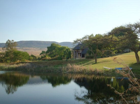 Nxala Ranch: Such lovely scenery