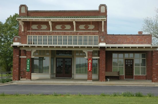 Scott, AR: 1912 General Store is the main museum gallery