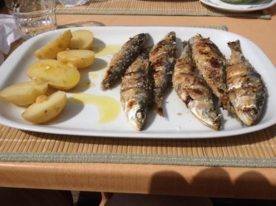 Praia Da Gale Restaurante: Just delicious