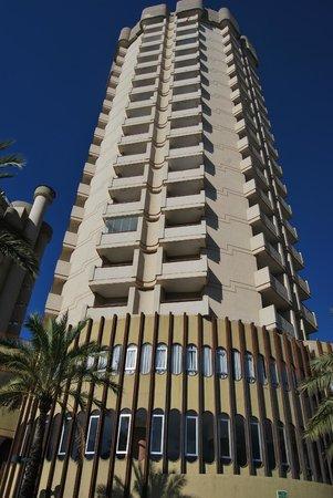 Hotel El Puerto by Pierre & Vacances: torre don quijote