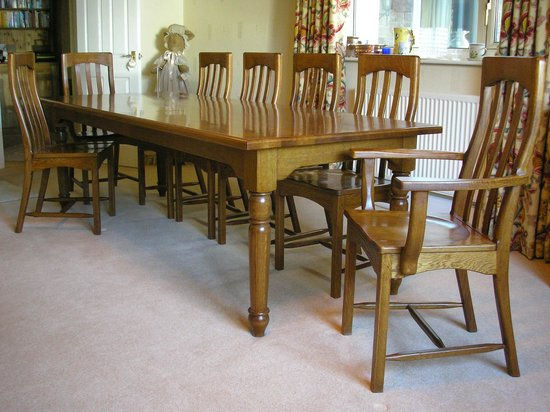 Longnor Craft Centre and Coffee Shop: Home of Fox Country Furniture, handmade locally in the Peak District