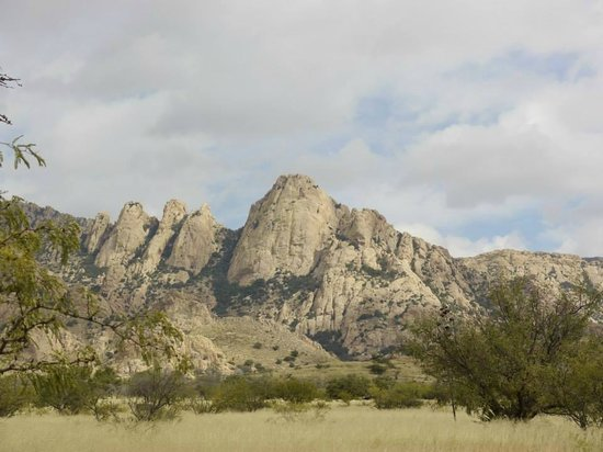 Cochise Stronghold: Cochise