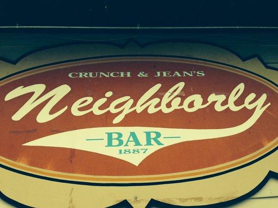 Neighborly Bar