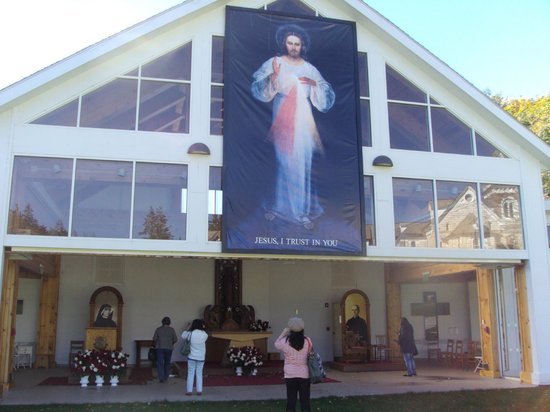 National Shrine of the Divine Mercy: the Shrine