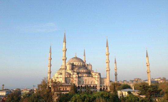 Armagrandi Spina Istanbul: 蓝色清真寺BLUEMOUSQUE