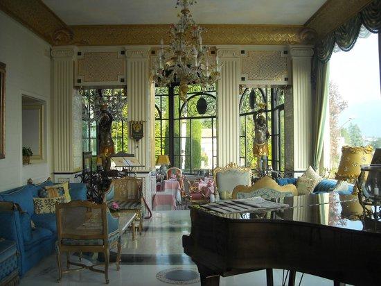 """Hotel Villa & Palazzo Aminta : zona """"piano"""""""