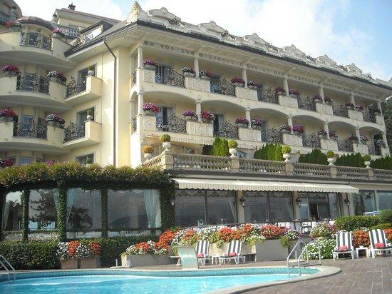 Hotel Villa & Palazzo Aminta : la villa