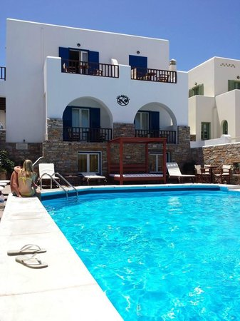 Ios Resort Hotel: pool