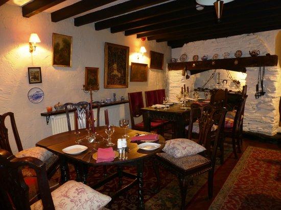 Ty Gwyn Hotel: Restaurant