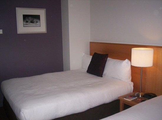 Novotel Perth Langley: my room