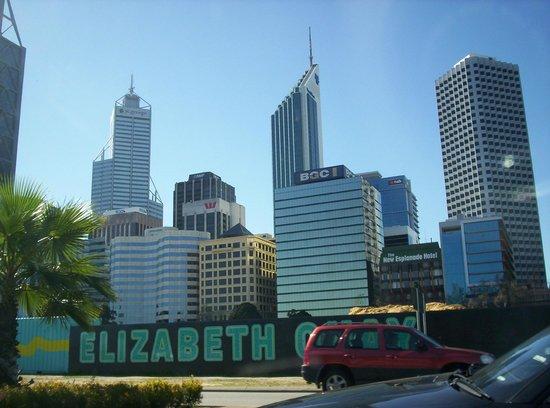 Novotel Perth Langley: elisabeth quay