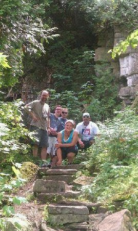 Eagle Trail: On the trail!