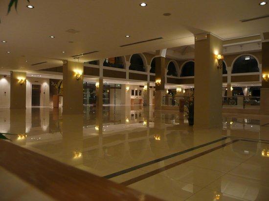 Atlantica Porto Bello Royal: la hall