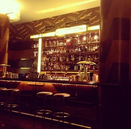 Bar am ricain picture of brasserie zedel london for Cuisine bar americain
