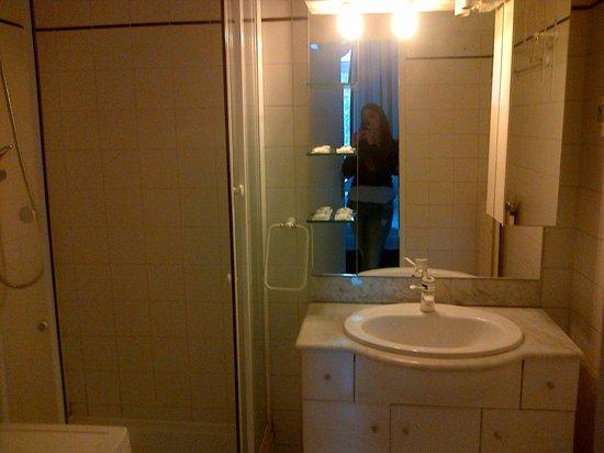 Belvedere Appartements: bagno
