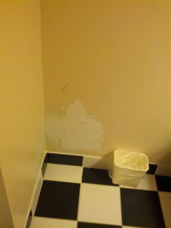 Maison St. Charles by Hotel RL : Try to spot where they very professionally repaired the wall here!