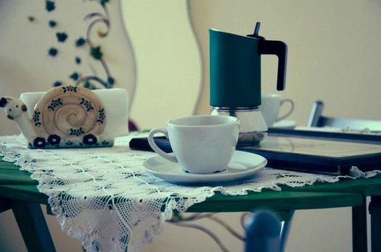 B&B Buongiorno Salento : camera Jentu (particolare)