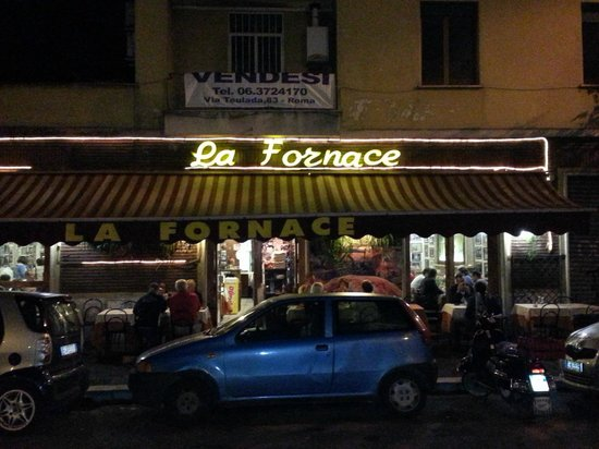 La Fornace: Exterior