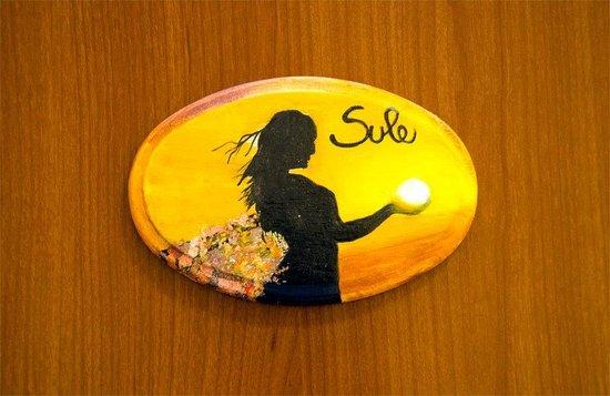 B&B Buongiorno Salento : ingresso camera Sule(sole)