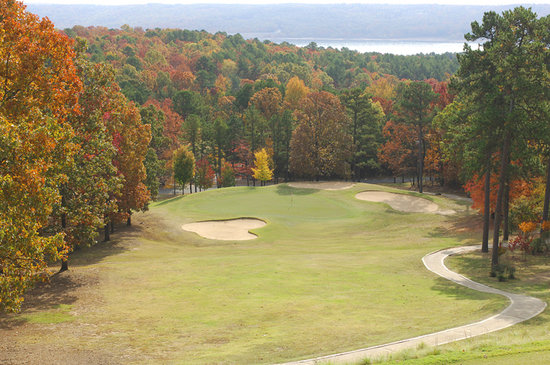 Red Apple Inn and Country Club: Hole #2