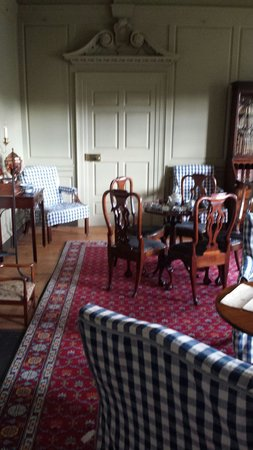 The Trout Hotel: The Wordsworth House is literally 5 mins from the hotel.