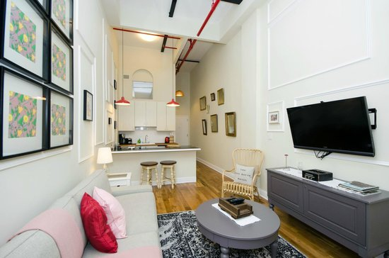 เดอะบ็อกส์ เฮ้าส์ โฮเต็ล: Loft Suite