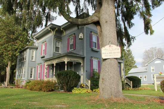 Alice's Dowry Bed & Breakfast: The B & B!