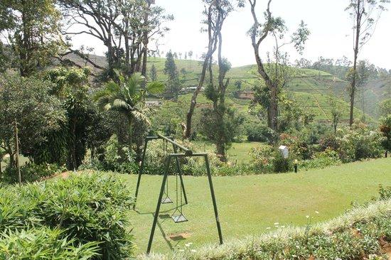 Mandira Bungalows: Park Outside