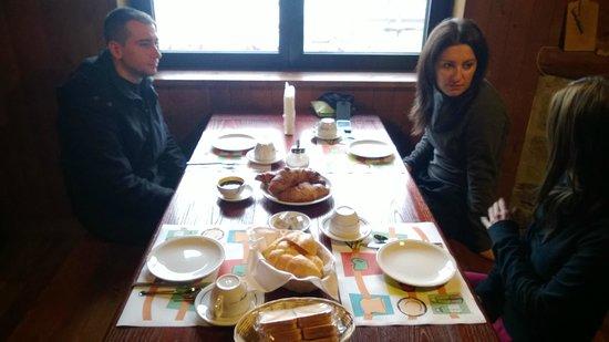 Agriturismo Lì Spondi : colazione