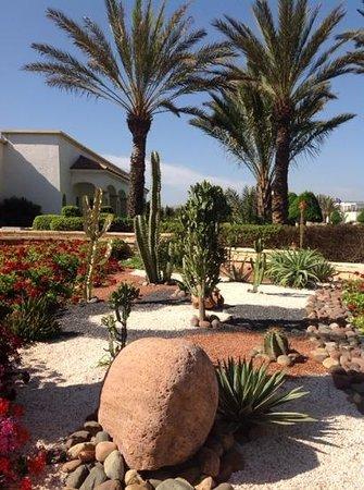 Robinson Club Agadir : entree du club