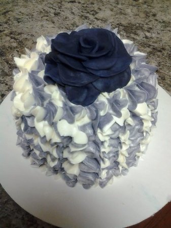 Cathy's Place: Birthday mini cake