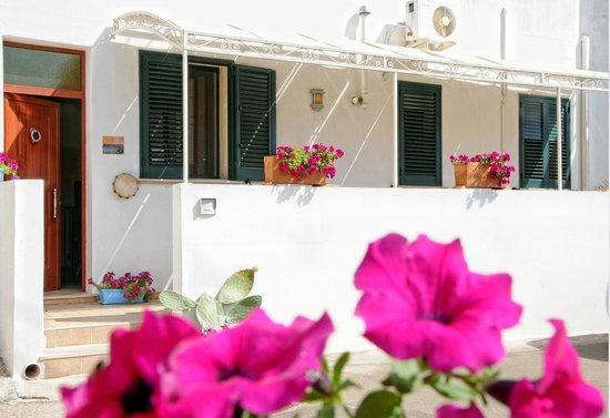 B&B Buongiorno Salento : ingresso bed and breakfast