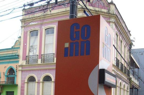 Go Inn Manaus : Placa