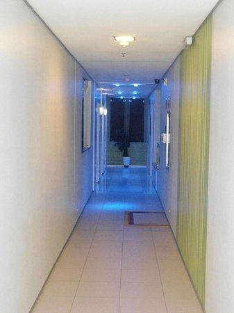 Go Inn Manaus : Corredor do Hotel