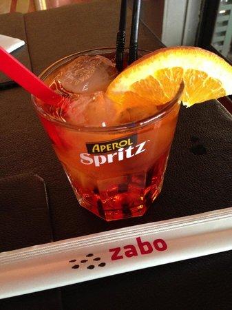 Zabo: Cocktails