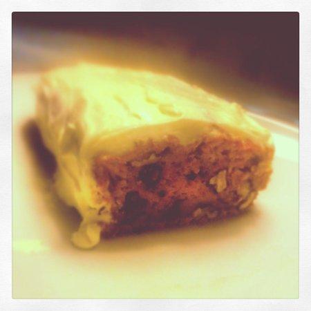 Barista & Baker: Le Carrot Cake