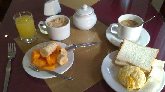 Cusco Kenamari Hotel: Excelente Desayuno para Comenzar Bien el Día!!