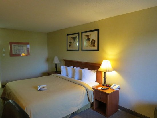 Quality Inn On Historic Route 66: CHAMBRE