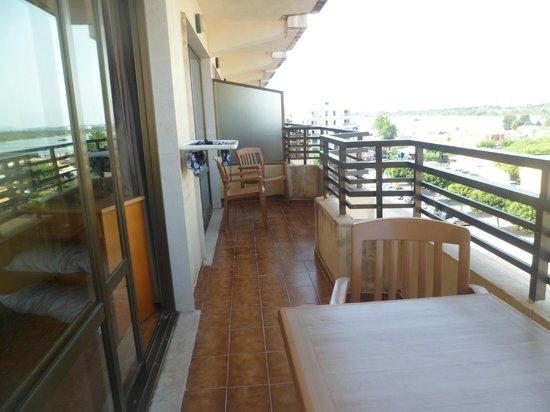 Sol Alcudia Center by Melia Apartamentos : Balcony