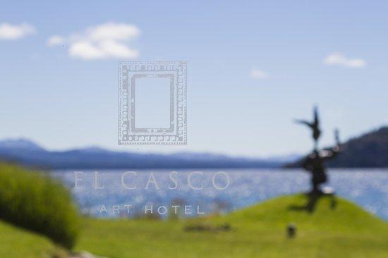El Casco Art Hotel: Vista
