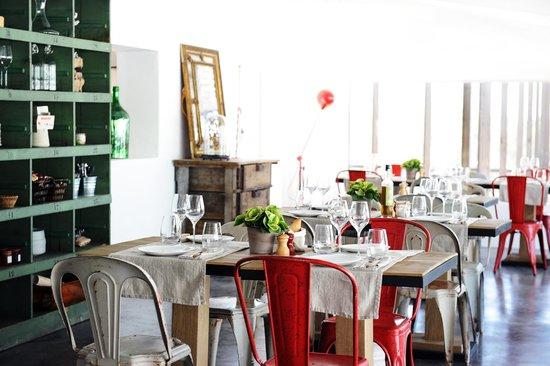 Mas de la Fouque Restaurant